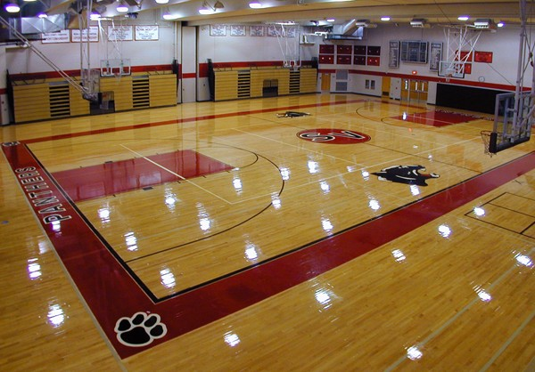 Can pro cleaning services home for How much to build a basketball gym